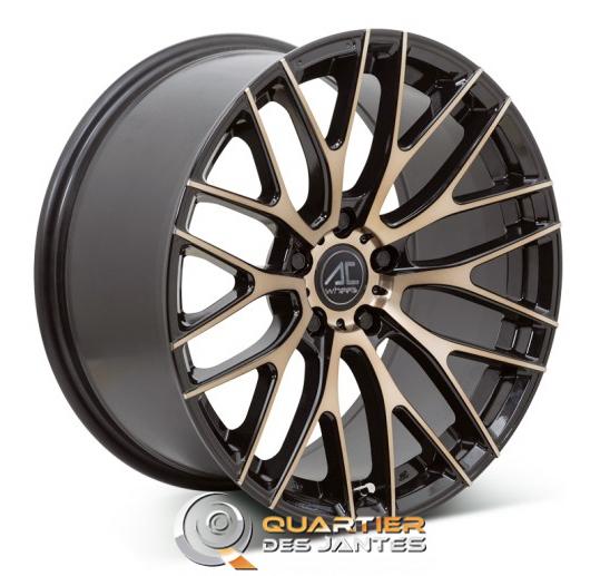 jante ac wheels syclone 20 noir 5x108 jantes alu. Black Bedroom Furniture Sets. Home Design Ideas