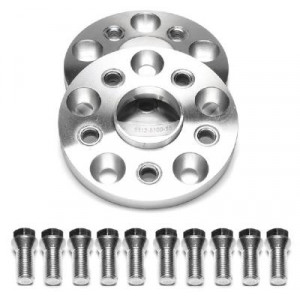 Cales 25mm à changement d'entraxe de roue - Entraxe ORIGINE: 5x112 - Nouvel entraxe: 5x130