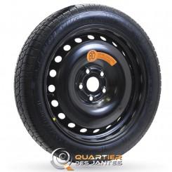 Gamme Allo Kit roue de secours (galette) R004D